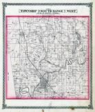Township 2 South, Range 7 West, New Athens, Okaw River, Lementon Station, St. Clair County 1874