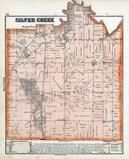 Silver Creek Township, Valley Creek P.O., Stephenson County 1871