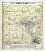 West Point Township, Lena, Howardsville, Stephenson County 1871