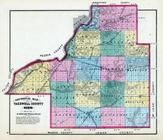 Tazewell County Sectional Map, Tazewell County 1873