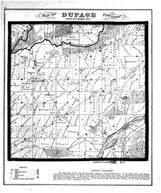 Dupage Township, Goose Lake, Des Plaines River, Martins Landing, Will County 1873 Vol 1