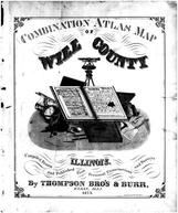 Title Page, Will County 1873 Vol 1