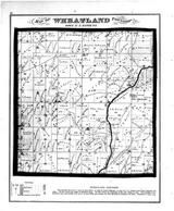 Wheatland Township, Dupage River, Will County 1873 Vol 1