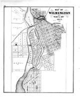 Wilmington, Kankakee River, Will County 1873 Vol 2