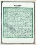 Greene Township, Panther Creek, Woodford County 1873