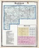 Kansas Township, Secor, Woodford County 1873