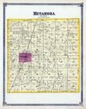 Metamora Township, Walnut Creek, Woodford County 1873