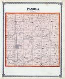 Panola Township, Panther Creek, Woodford County 1873