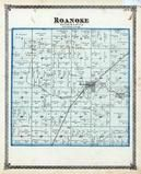 Roanoke Township, Panther Creek, Woodford County 1873