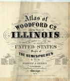 Title Page, Woodford County 1873