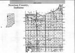 Newton County Index Map 1, Benton and Newton Counties 2003