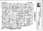 Newton County Map Image 002, Benton and Newton Counties 2003