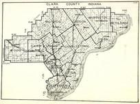 Charlestown Indiana Map on