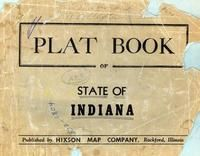 Indiana State Atlas 1950c
