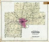 Center Township, North Vernon, Jennings County 1884