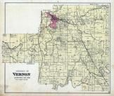 Vernon Township, Butler Switch P.O., Centerville, Jennings County 1884