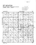 Benton Township - North, Atchison County 1949