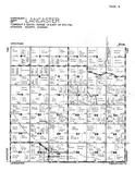 Lancaster Township - Northeast, Atchison County 1949