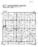 Lancaster Township - Southeast, Center Township - North, Atchison County 1949