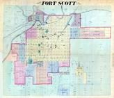 Fort Scott, Bourbon County 1878