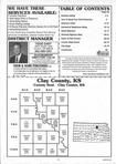 Index Map 2, Clay County 2005