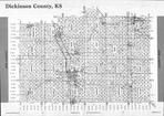 Index Map 1, Dickinson County 2005