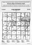 Map Image 029, Dickinson County 2005