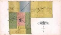 Index Map, Finney County 1910 to 1911