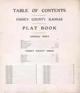 Index, Finney County 1910 to 1911