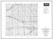 Phillips County, Kirwin, Logan, Phillipsburg, Agra, Long Island, Woodruff, Prairieview, Kansas State Atlas 1958 County Highway Maps