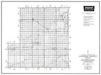Stafford County, St. John, Macksville, Zenith, Hudson, Seward, Radium, Neola, Kansas State Atlas 1958 County Highway Maps