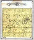 Pleasant Township, Sylvan Grove, Wolf Creek, Saline River, Lincoln County 1918