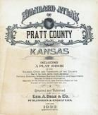 Title Page, Pratt County 1922