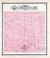 Belmont Township, Webster, Soloman River, Sand Creek, Rooks County 1904 to 1905