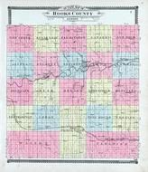 Index Map, Rooks County 1904 to 1905