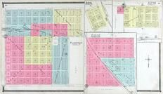 Plainville, Damar, Palco, Zurich, Rooks County 1904 to 1905