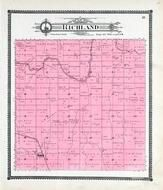 Richland Township, Soloman River, Damar, Rooks County 1904 to 1905