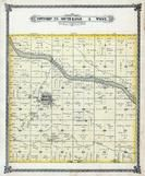 Township 25 S Range 3 W, Arkansas River, Mount Hope, Sedgwick County 1882 Copy 1