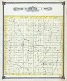 Township 29 S Range 1 W, Ohio Center PO, Sedgwick County 1882 Copy 1
