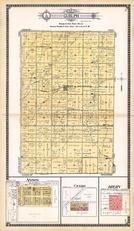 Guelph Township, Anson, Bitter Creek Cicero, Drury, Portland, Sumner County 1918