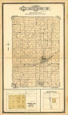 South Haven Township, Portland, Adamsville, Hunnewell, Sumner County 1918
