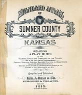 Title Page, Sumner County 1918