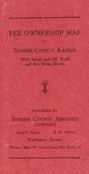 Title Page, Sumner County 1950c