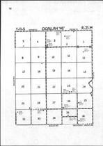 Map Image 001, Trego County 1979