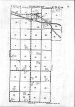 Map Image 003, Trego County 1979
