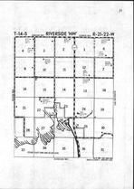 Map Image 007, Trego County 1979