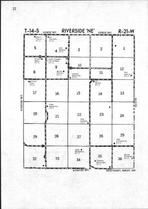 Map Image 009, Trego County 1979