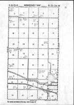 Map Image 015, Trego County 1979
