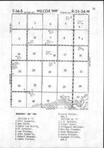 Map Image 020, Trego County 1979