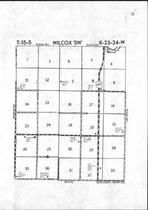 Map Image 022, Trego County 1979